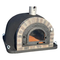 Forno Traditional Deluxe Premium Plus - Pizzaugn | Vedugn | Stenugn