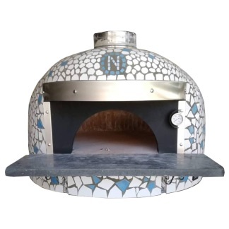 Napolitansk Pizzaugn - Napolitansk Pizzaugn mosaik 60 cm