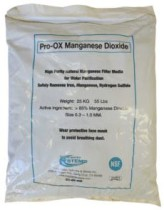 Mangandioxid 25 kg