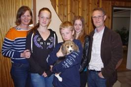 7. Klocksberg's Carbine, Ägare Per med familj, Säffle