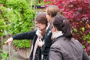 Kerstin, Birgitta och Pia