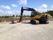 EC 200 grävmaskin innan asfaltering