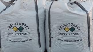 Kuskamatjord - Kuskamatjord i storsäck/ton