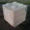 Betongblock - Betongblock 80x80x80 cm