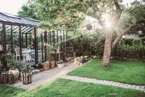Grund till växthus