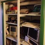Datamuseet på Villa Lowar har det mesta från den tidiga PC och mikrodatoråldern.
