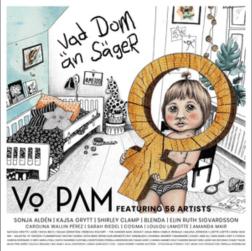 """Cover to """"Vad dom än säger"""" - Vo PAM mfl."""