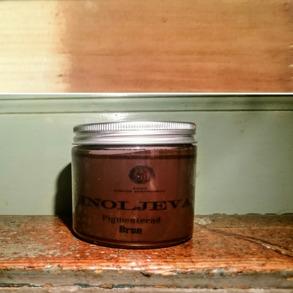 Linoljevax pigmenterad - Linoljevax brun