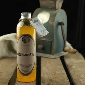 Gotländsk koncentrerad Linoljesåpa - Linoljesåpa 250 ml