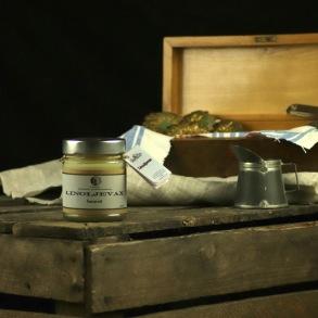 Gotländsk linoljevax utan lösningsmedel - Gotländsk linoljevax utan lösningsmedel i glasburk 200ml