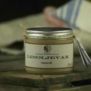 Gotländsk Linoljevax - Linoljevax naturell 200 ml