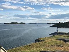 Utsikt från fästningen