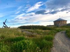 Dalarö Skans fästning