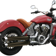 Ljuddämpare Indian Scout