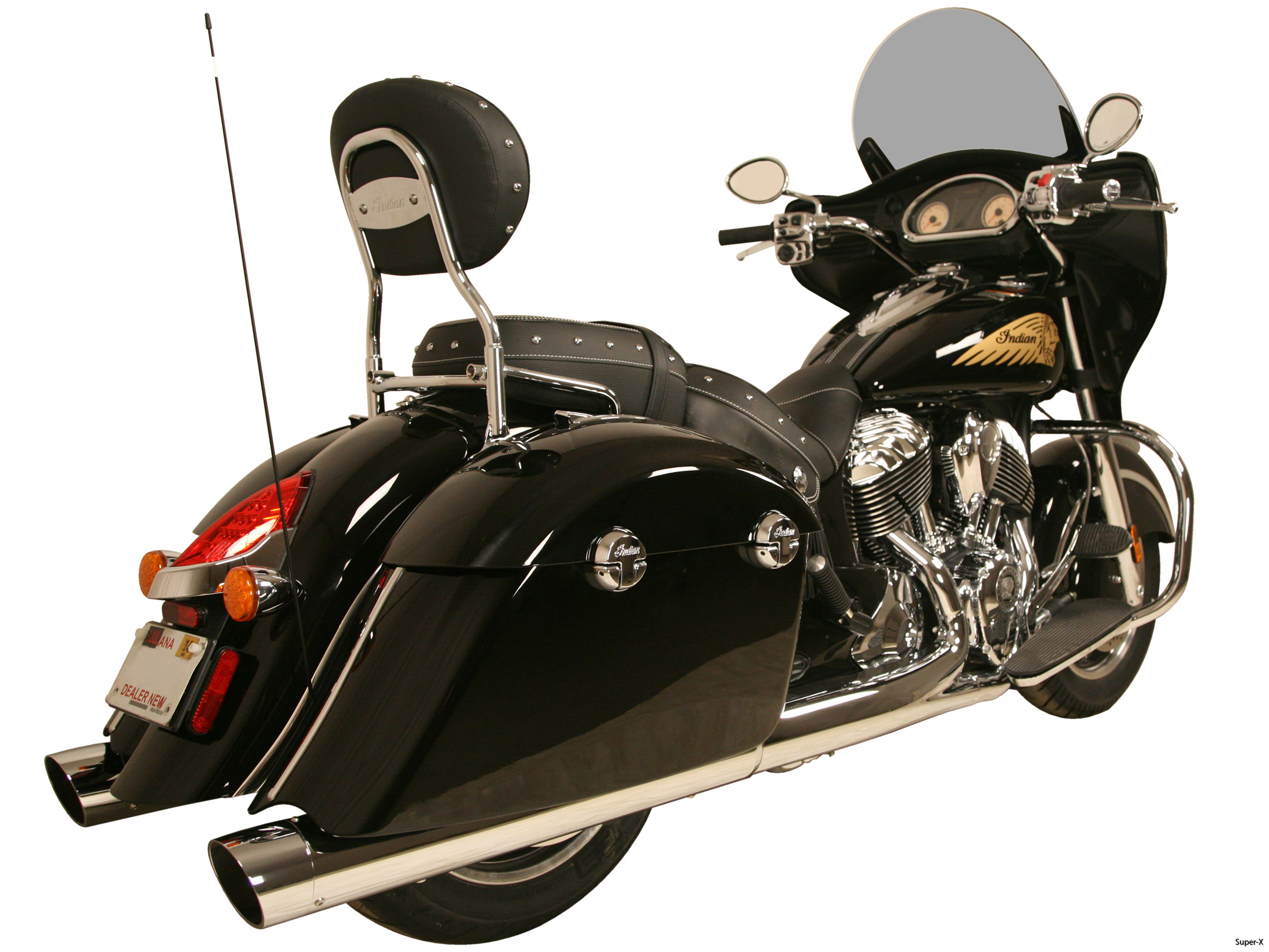 Indian Motorcycle 1