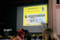 SVERAKs nya annonsportal presenterades av Eva Porat