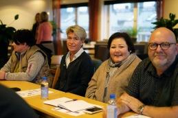 Deltagare från Hamar i Norge