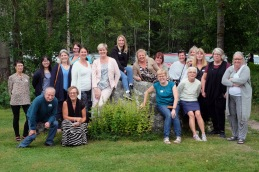 Glada VRK-are på årets KLISA-träff