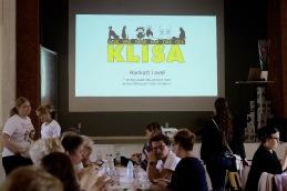 """""""Hankatt i avel"""" med Malin Sundqvist och Barbro Åberg engagerade deltagarna till många diskussioner."""