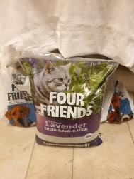 Tack till Four Friends för gåvor till alla deltagare.