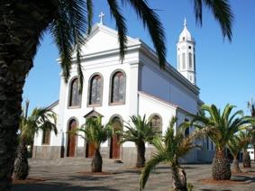 Igreja de Sao Martino church Madeira.