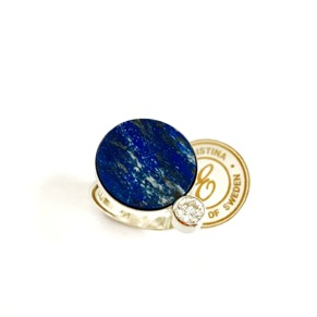 LOVE MASTER RING lapis