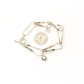 Armband silverlänk - Armband
