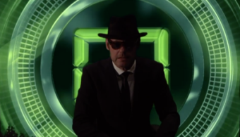 The head of all Spy:Co  agents - Octagon!