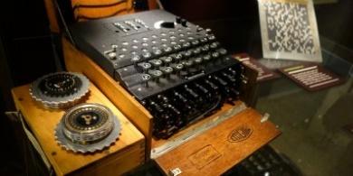 Enigma machine, Spy:Co Mission 4.