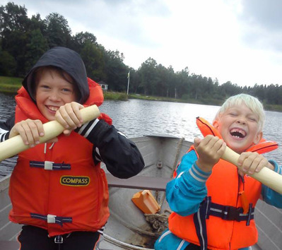family friendly camping Sweden