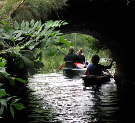 canoe kayak sweden