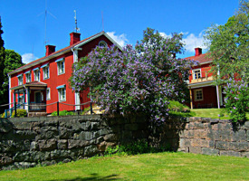 Sweden country hotel