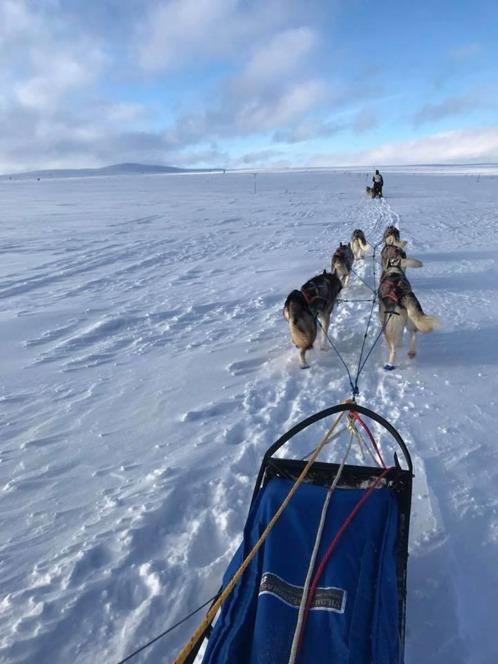 Samkörning med Tobias Eliasson, Polardistans