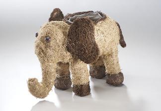Planteringselefant - Elefant