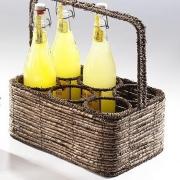 Flaskkorg
