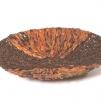Flätat fat, vit eller brun - Flätat fat, brun