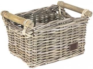 Cykelkorg i bambu - Cykelkorg 26 l