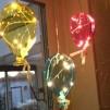 Lysande glasballonger - Lysande glasballonger