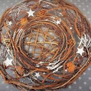 Stjärnfat i trä