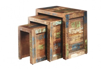 3 Set Vintagebord -