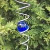 Spiral, blå, 3 storlekar - Storlek 2
