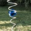Spiral, blå, 3 storlekar - Storlek 3