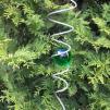 Spiral, grön, 3 storlekar - Storlek 2