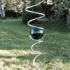 Spiral, grön, 3 storlekar - Storlek 3
