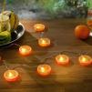 LED ljusslinga Apelsin/Citron - Apelsiner