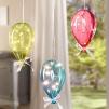 Lysande glasballonger