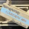 """Trälådor """"Garden"""""""