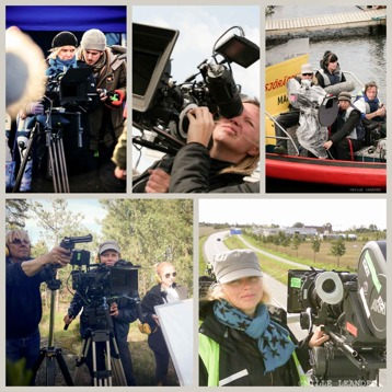 Assistant camera Johan Hedelius / Assistant camera Malin Welin France / Anders Lexne.
