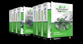 Haynes WorkshopData™ -