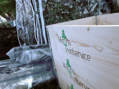Trädservice, trädvård, trädbesiktning och konstabilisering av ISA certifierad aborist i Varberg, Falkenberg, Kungsbacka i norra Halland